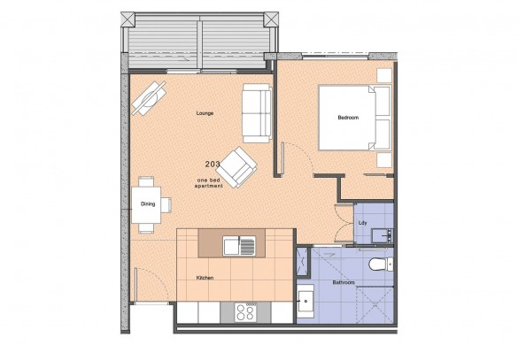 Apartments golden healthcare group for Apartment floor plans nz