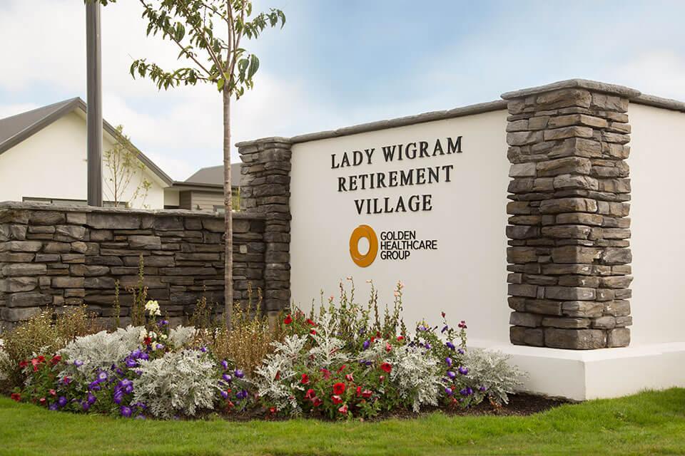 Lady Wigram Retirement Village